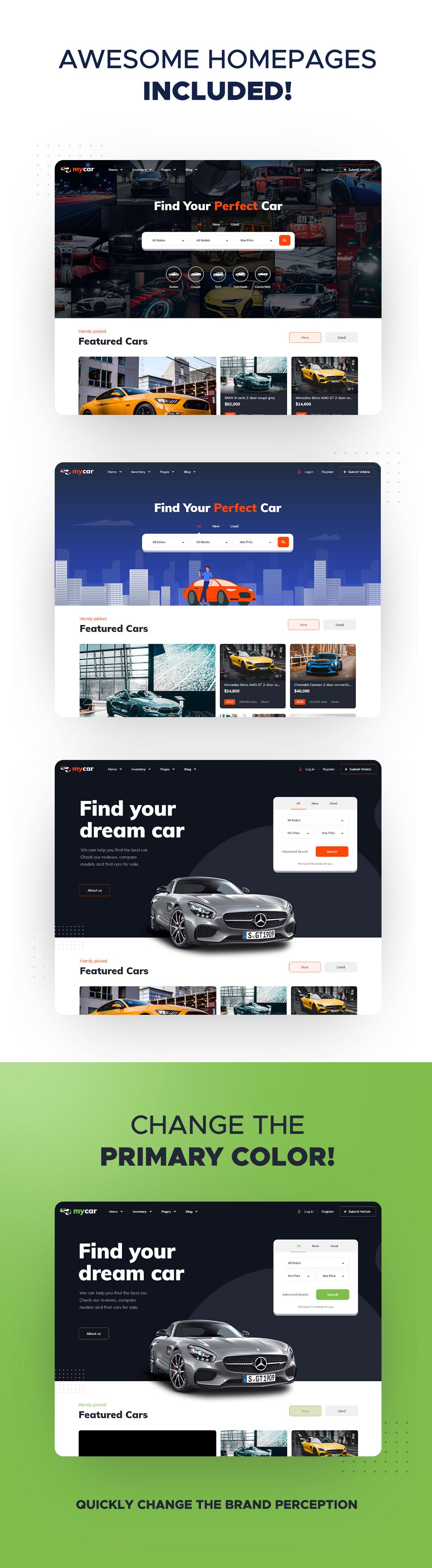 Vehica - Car Dealer & Directory Listing - 9