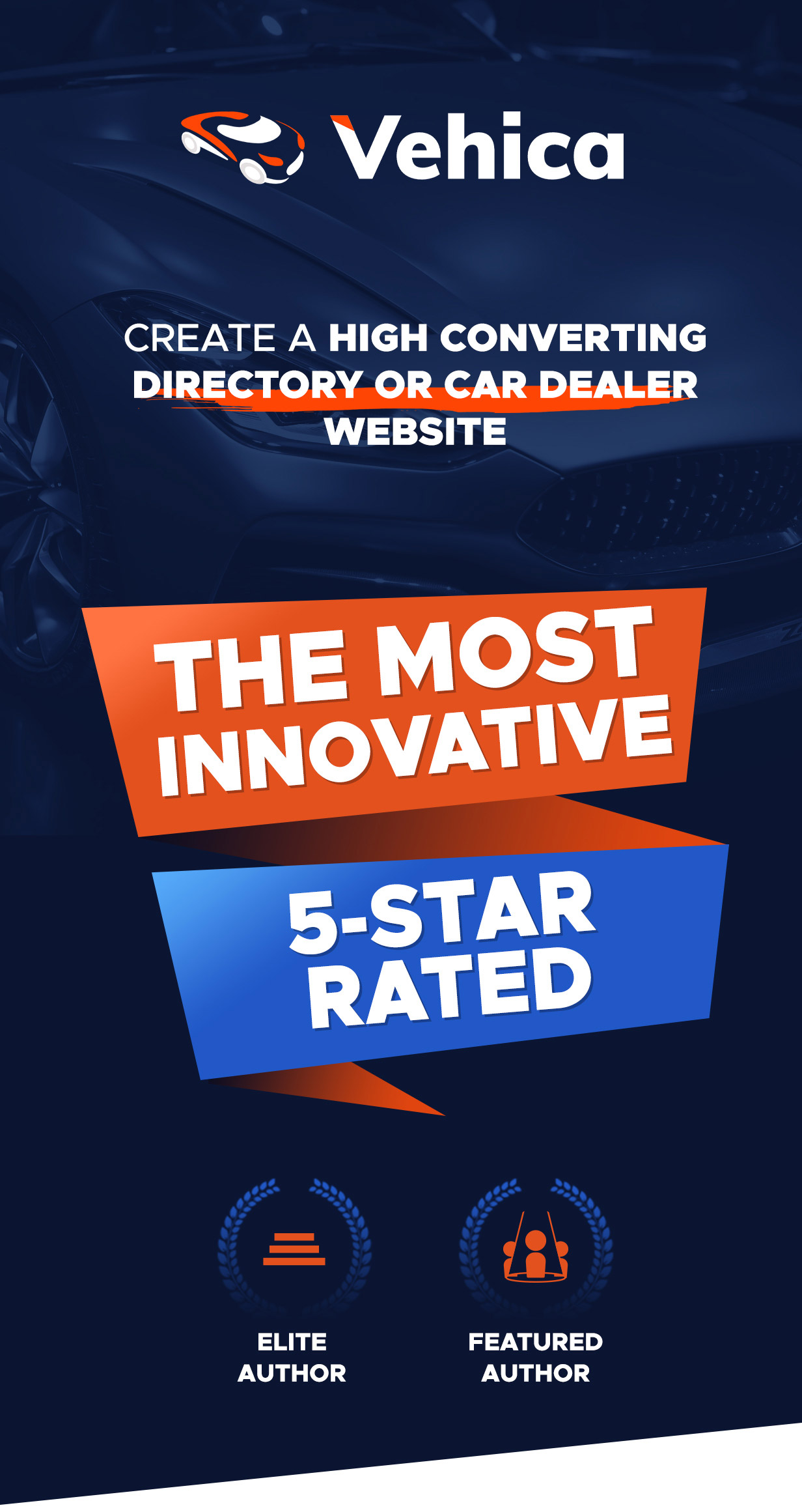 Vehica - Car Dealer & Directory Listing - 1